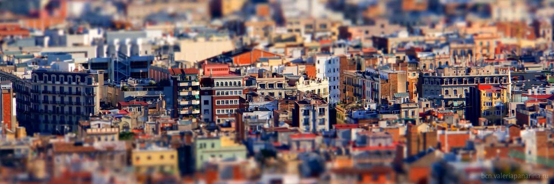 Мадрид и Барселона как на ладони
