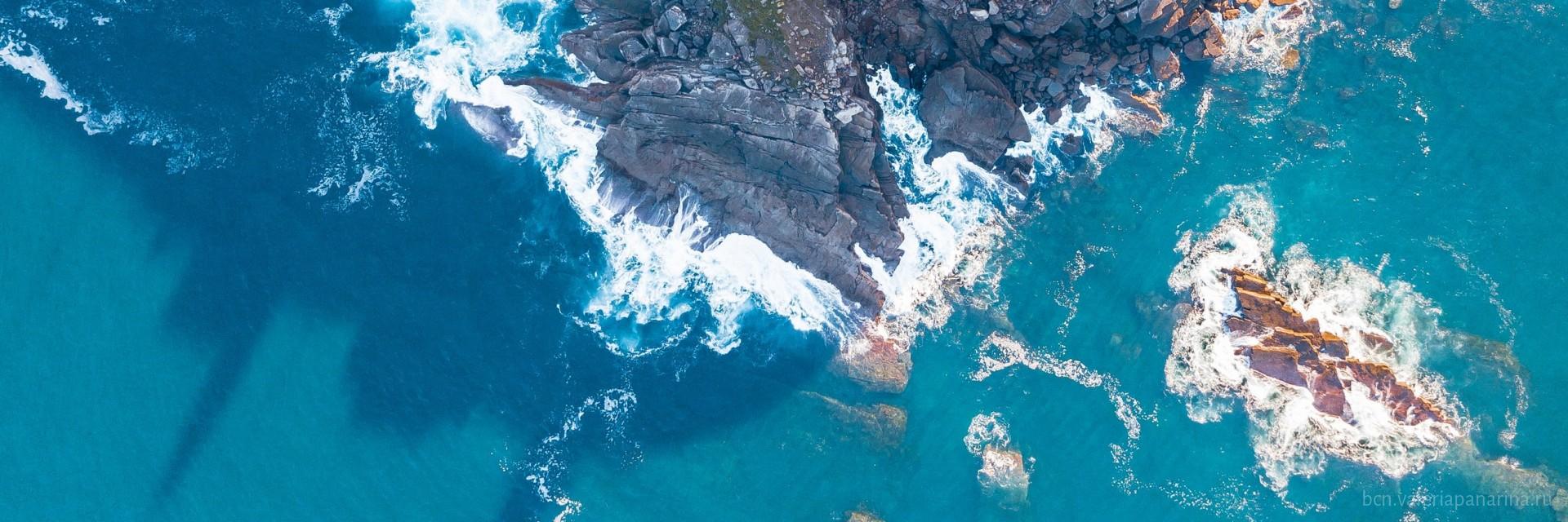 Пляжный «нестандарт»: необычные испанские пляжи