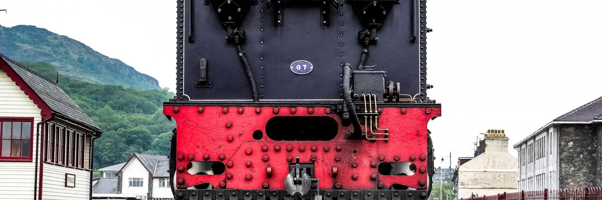«Озерный поезд»: живописный маршрут