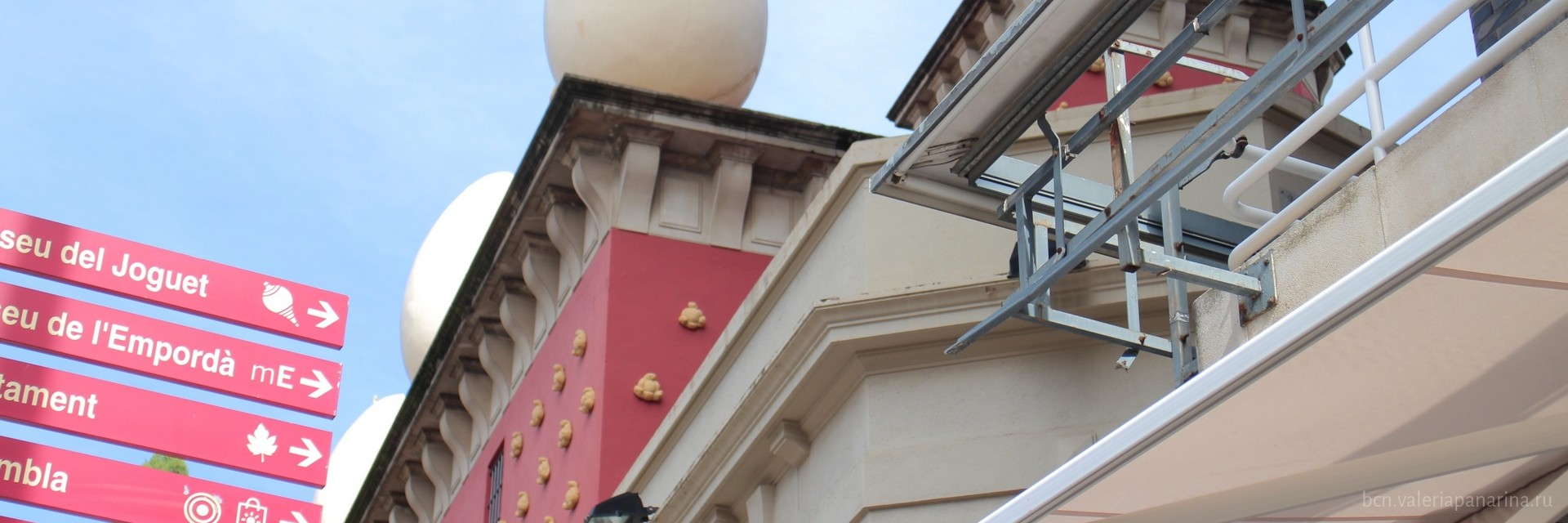 Театр-музей Сальвадора Дали: лабиринт иллюзий великого мистификатора