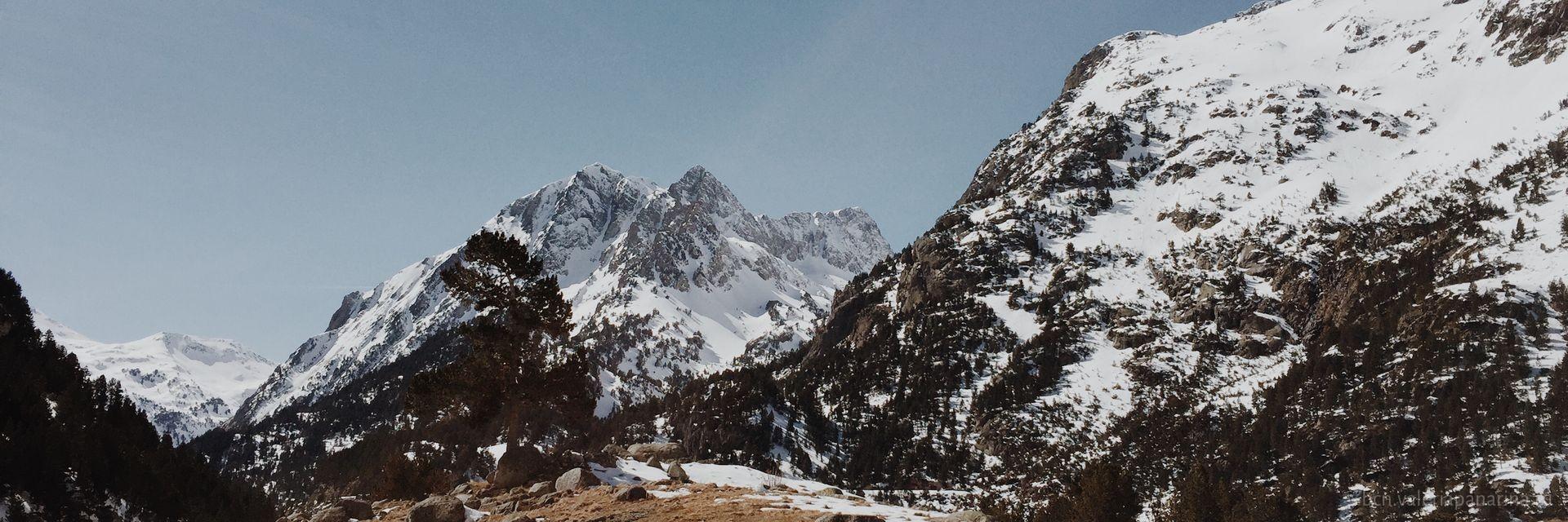 Сьерра-Невада: европейский горнолыжный курорт с видом на Африку