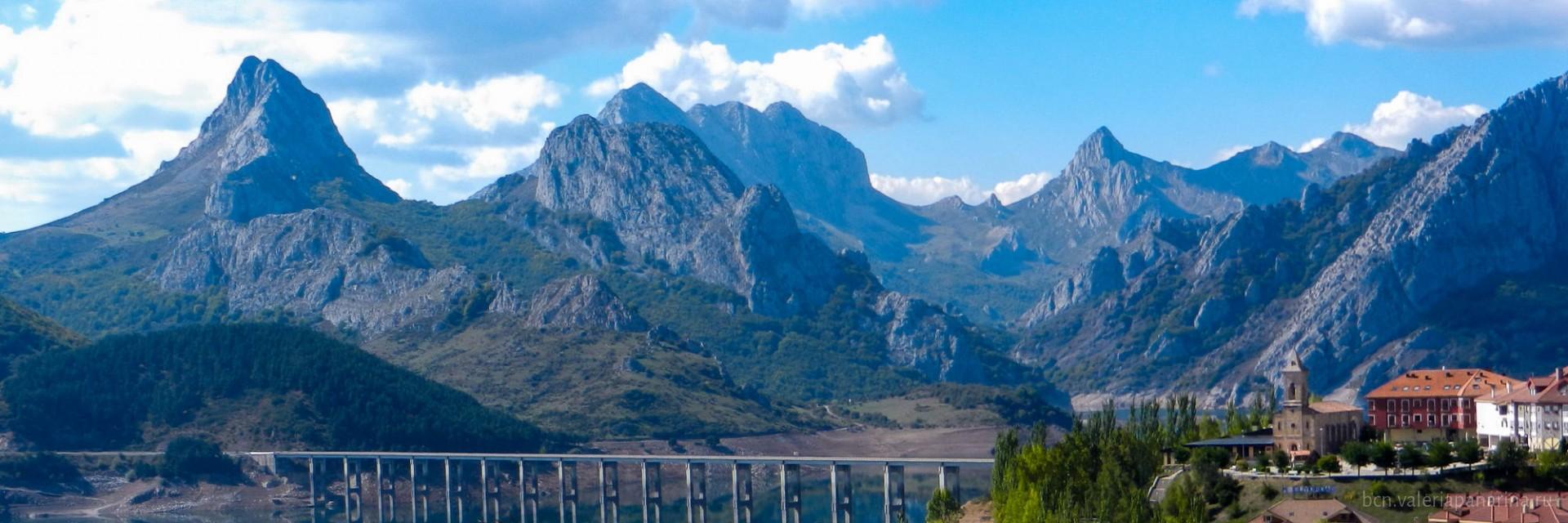 Пики Европы – заповедная горная страна