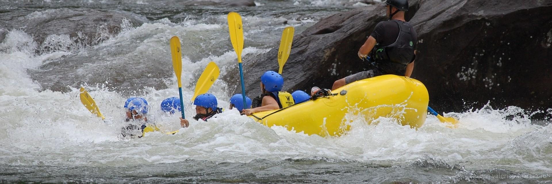 Маршруты водного туризма в Испании