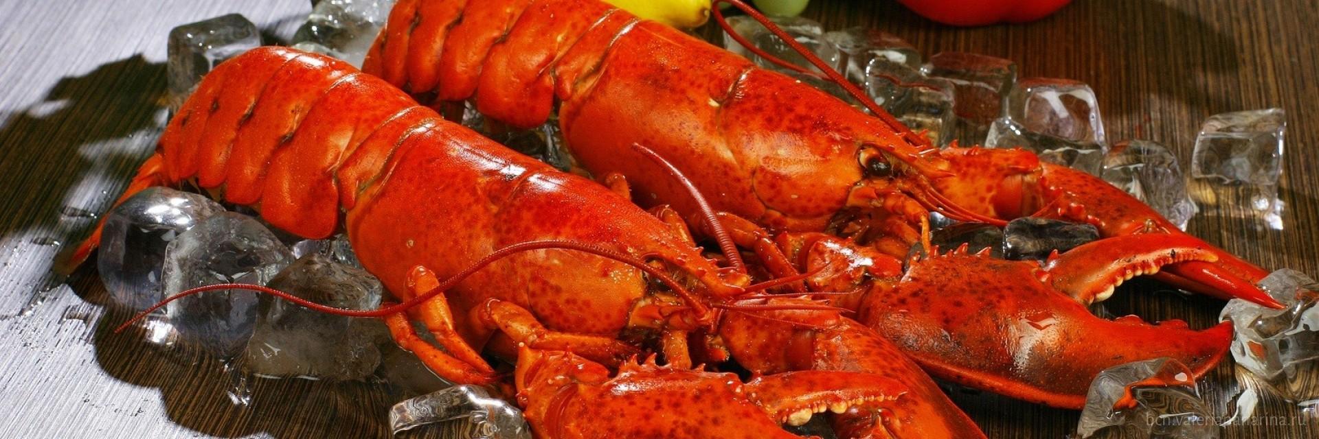 «Модные» и очень вкусные морские деликатесы