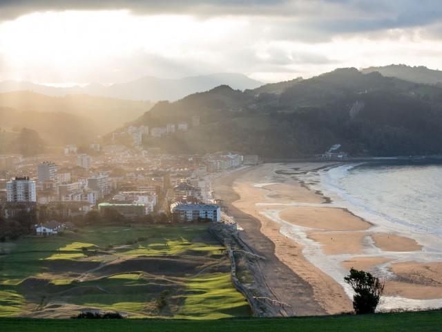 В Испанию – на лучший пляж Европы Ла Конча
