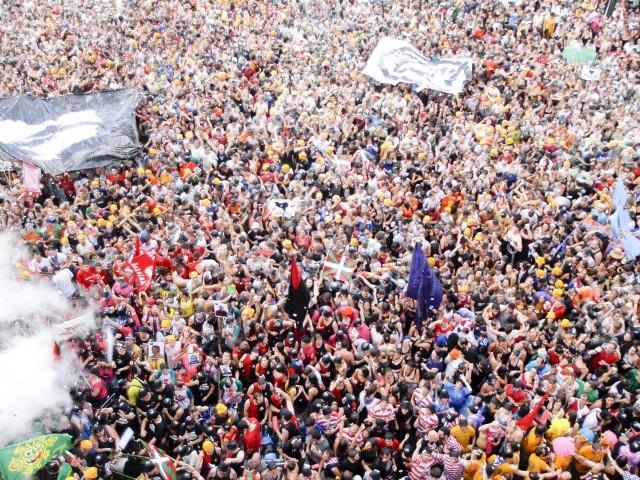 Неделя больших событий в Бильбао