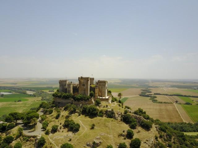 Современные шоу-технологии в древней Крепости Христианских королей