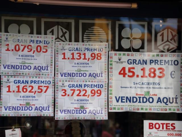 Как привлечь удачу в испанской лотерее