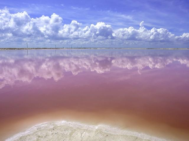 Уникальный природный СПА-комплекс Розового озера