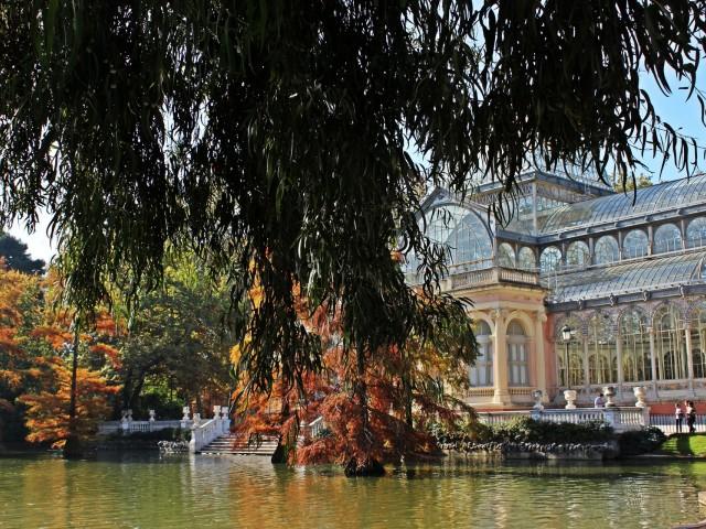 Мадридский Ретиро: променад по маршруту Филиппа IV