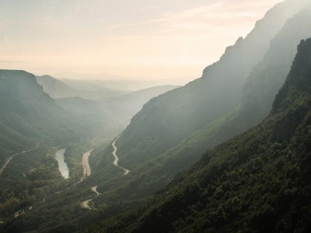 «Только солнце, только небо и река»: пикник в Испании