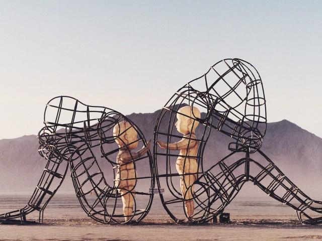 Современная скульптура: креативное украшение испанских городов